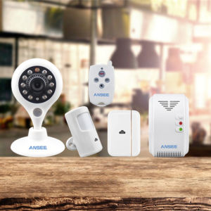 Smart Home Surveillance Kit for Security System pictures & photos