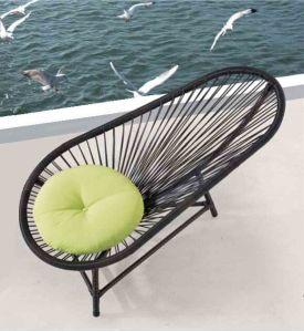 Beach Chair Rattan Chair Alu Lounger pictures & photos