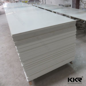 Artificial Stone Material Kitchen Countertop Solid Surface Slab 20mm pictures & photos