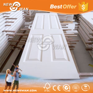 HDF Moulded Door Skin Primed or Painted Door for Room pictures & photos