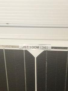 Solar Energy 130W Mono Solar Panels for Iran Market pictures & photos