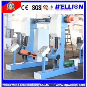 Solid Wire Cableextruding Machinery (WLE90+50) pictures & photos
