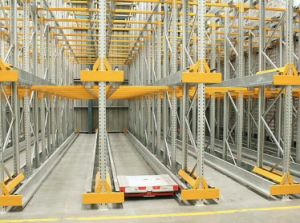 OEM Available Storage Radio Shuttle Racking pictures & photos
