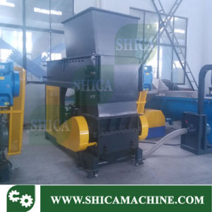 Powerful Plastic Shredder with Crusher for Rigid Plastic Lumps pictures & photos
