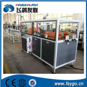 16~75mm PVC Double Pipe Machine pictures & photos