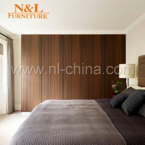 Melamine Chipboard Particle Board Bedroom Wardrobe pictures & photos