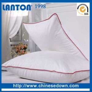 Rectangle Shape 100% Cotton Material Duck Down Feather Cushion pictures & photos