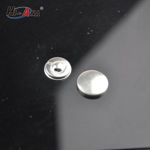 Specialized in Accessories Since 2001 Various Colors Cloth Covered Button pictures & photos