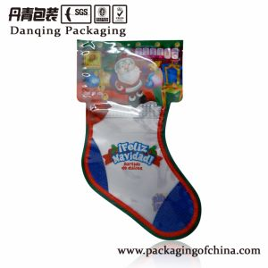 Christmas Kid Gift Bag for Snack (DQ0042) pictures & photos