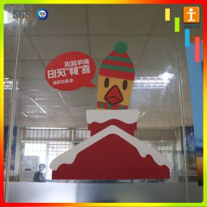 Factory Price Static Cling, Static Sticker (TJ-XZ-7) pictures & photos