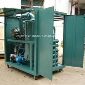 Weather-Proof Dust-Proof Enclosed Transformer Oil Insualting Oil Filter Machine (ZYD-W-30) pictures & photos