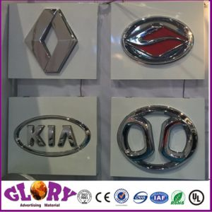 Acrylic Base Stainless Steel 3D Channel Letter pictures & photos