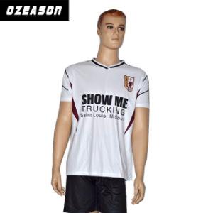 Cheap Custom Blank Sublimation Soccer Jersey Kit Uniform pictures & photos