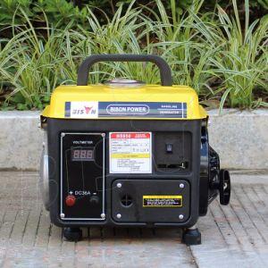 Bison Small MOQ Air-Cooled Mini Portable Gasoline 750watt Generator pictures & photos