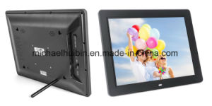 12inch Vesa Wall Mounted Promotional Advertisement Digital Photo Frame (HB-DPF1202) pictures & photos