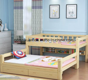 Solid Wooden Bed Room Bunk Beds Children Bunk Bed (M-X2695) pictures & photos