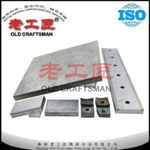 Vacuum Welding Tungsten Caribde Wear Parts of The Brick Making Mould pictures & photos