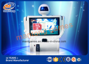 2017 Hot Sale 47 Inch Screen Motion Sensing Kungfu Robot Arcade Game Machine pictures & photos