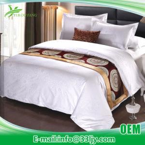 Environmental Hot Sale Cotton Bedsheet for Villa pictures & photos