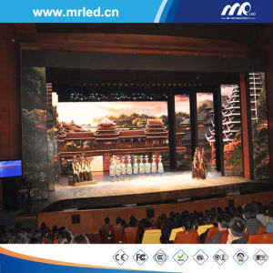 Shenzhen P6.25 Rental LED Screen Full Color LED Curtain Display Video Wall Screen pictures & photos