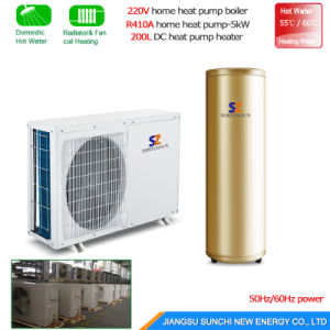 10kw/220V Evi Ground Source Geothermal Heat System pictures & photos