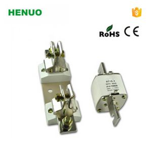 Double Indicator Nh1 Nh2 Nh3 Nh00 Nh00c Set Fuse Holder pictures & photos