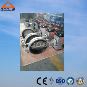 Wafer Type Pneumatic on/off Butterfly Valve (D671X) pictures & photos