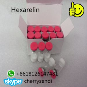 High Purity Hexarelin Peptides Hormone Powder 2mg/Vial pictures & photos