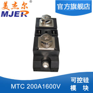 SCR Thyristor Module Mtc 200A 1600V Type-2 pictures & photos