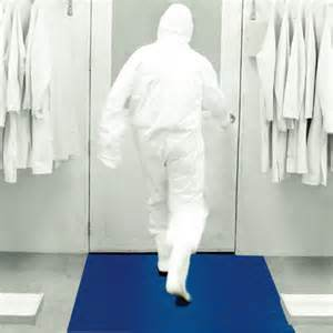 Reuseable Adhesive Silicone Mat for Cleanroom Use pictures & photos