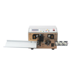 Stainless Steel Wire Cutting and Stripping Machine pictures & photos