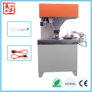 8 Letter Automatic Wire Cable Winding and Bundling Machine pictures & photos