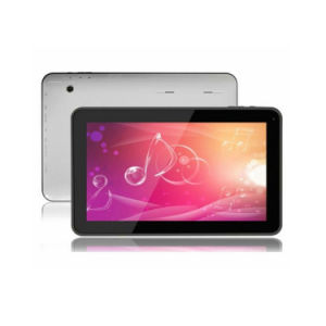 10.1 Inch Allwinner A33 Quad Core Touch Tablet with Bluetooth 1024*600 Pixels Tablet PC pictures & photos
