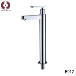 Sanitary Ware Hardware Bathroom Cabinet Water Basin Faucet (6204) pictures & photos