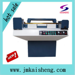 CE Photo Album Edge Polishing and Foiling Machine for Hot Stamping Foil