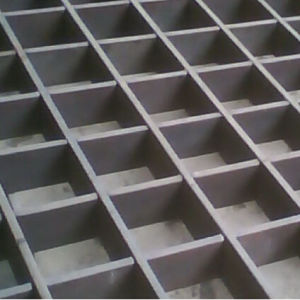 Unbeatable Price Press Locked Steel Bar Grating for Platforms and Trench pictures & photos