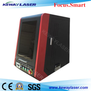 20W 30W Metal Fiber Laser Marker Machine pictures & photos