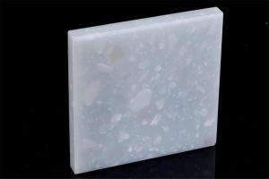 12mm Translucent Acrylic Solid Surface Sheet Bll-Bm6609