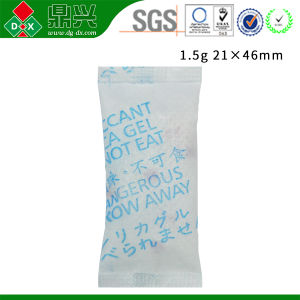 Desi Pak 1g Silica Gel Desiccant Made in Dingxing pictures & photos