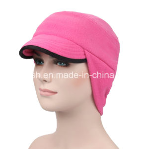 Korean Outdoor Wool Cap Riding Hat Ear Cover Cap pictures & photos