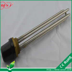 SUS304 Flanged Electric Water Heater Element