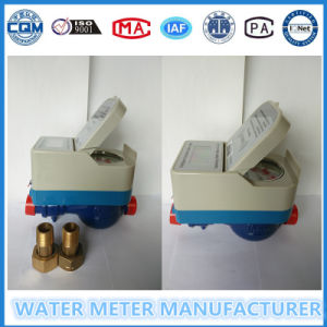 Smart Water Flow Meter with Prepaid Function pictures & photos