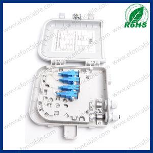 FTTH 8 Core Fiber Optic Termination Box pictures & photos
