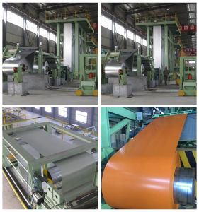 PPGI Hot Rolled Prepainted Galvanized Steel Coils pictures & photos