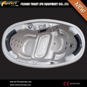2 Person Outdoor Jacuzzi Bathtub, Hot SPA with CE Certification