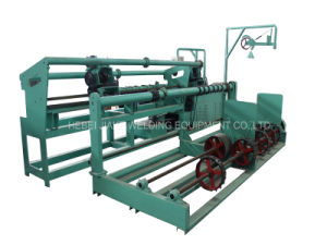 Full Automatic Type Chain Link Fence Machine with Heavy Duty pictures & photos
