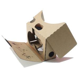 Virtual Reality Google Cardboard 3D Eyewear pictures & photos