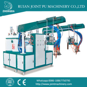 PU Foaming Machinery for Safety Shoes pictures & photos