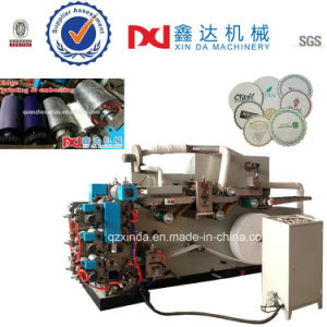Automatic Color Printing Edge Embossed Paper Cup Coaster Forming Machine pictures & photos