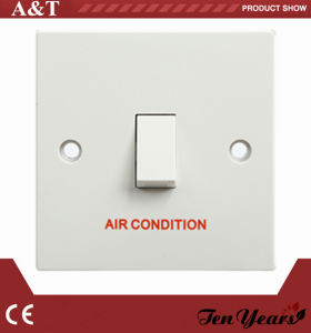 CE Approved 20A Air Condition Use Power Switch